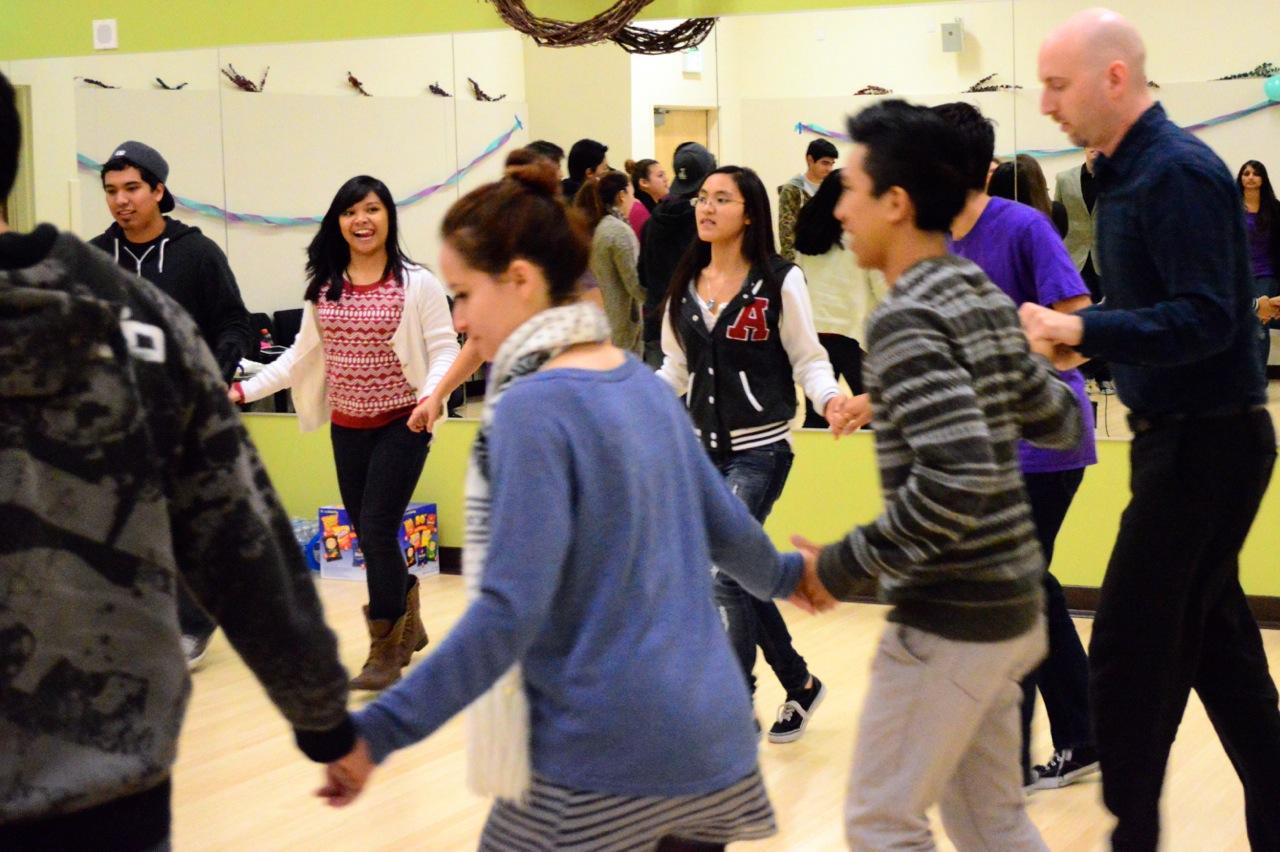 Kaminsky Dance Class